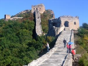 Kopiam į Didžiąją kinų sieną